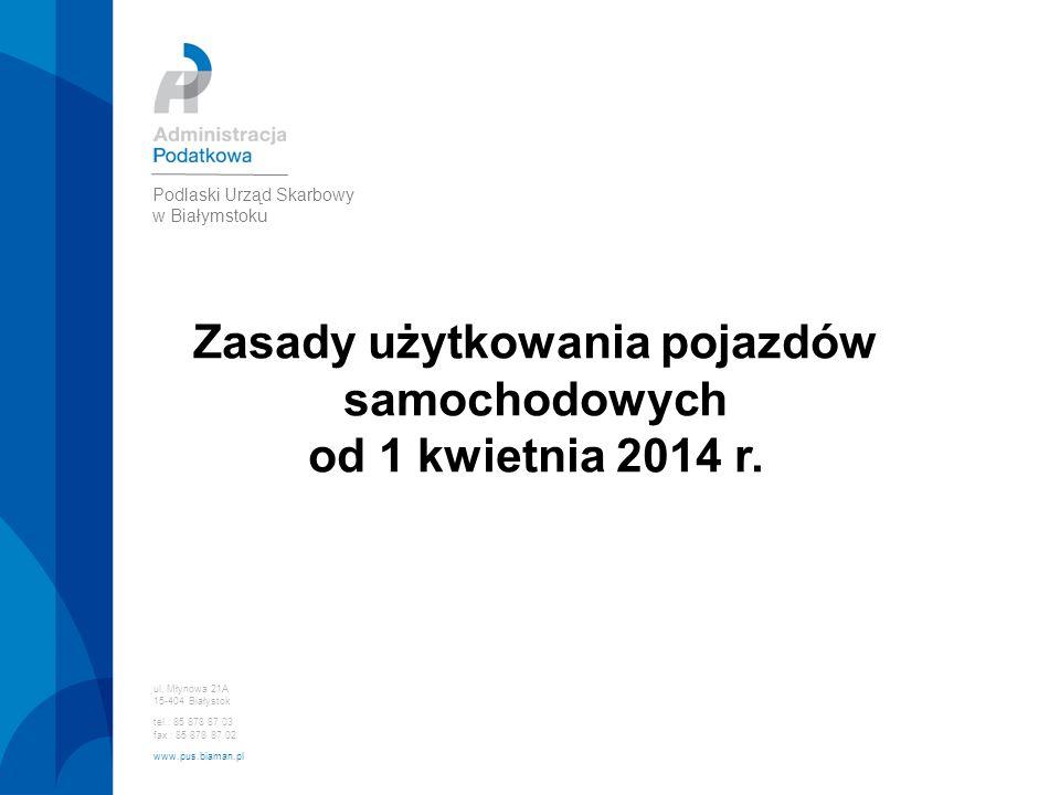 22 Nowelizacja ustawy o podatku od towarów i usług (art.