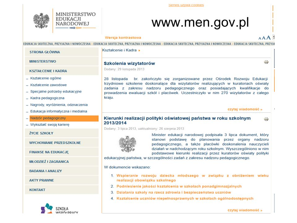 www.men.gov.pl