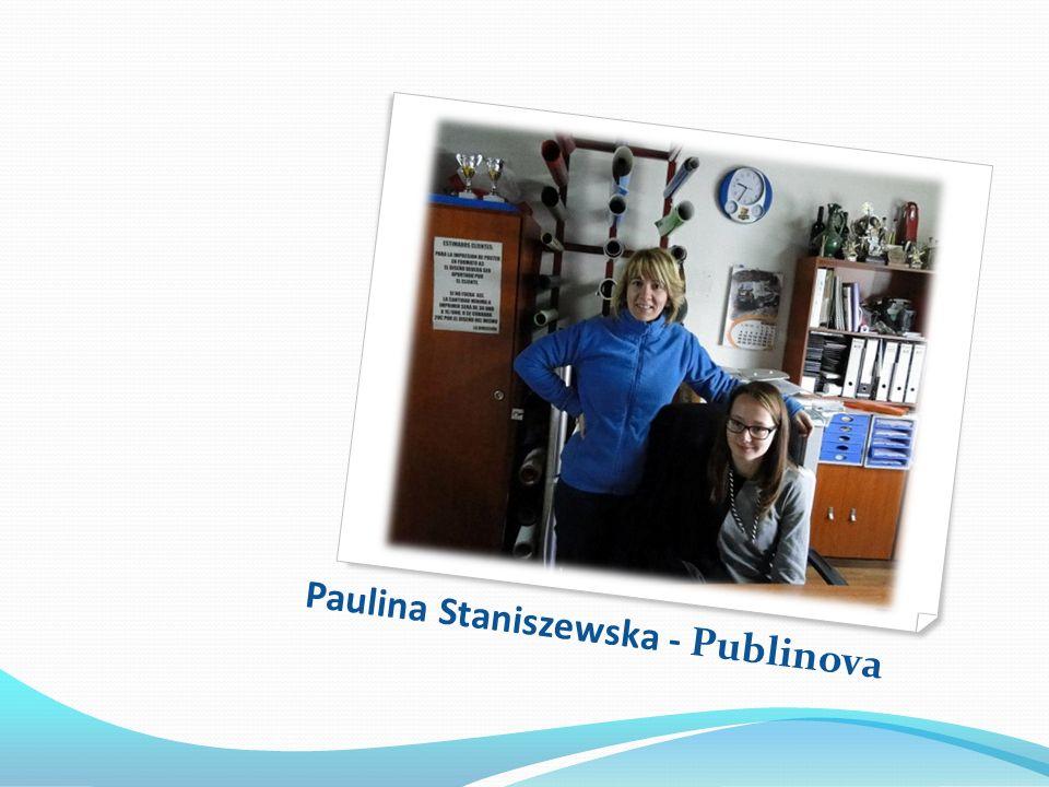 Paulina Staniszewska - Publinova