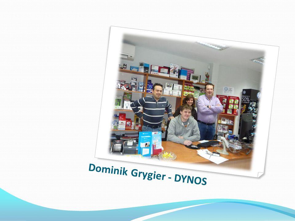 Dominik Grygier - DYNOS