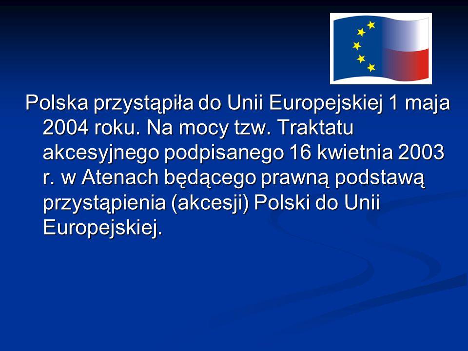 Państwa które przystąpiły do UE w 2004r.