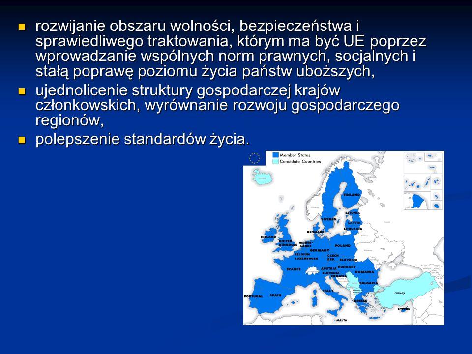 Instytucje, organy, agencje UE Unia Europejska wykształciła specyficzny dla siebie system rządzenia.