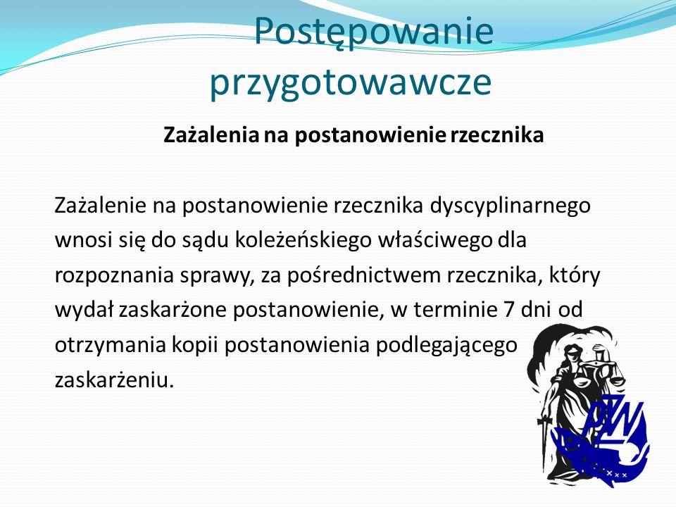 Sądy Koleżeńskie, w ramach realizacji swoich statutowych zadań wydają orzeczenia i postanowienia w imieniu Polskiego Związku Wędkarskiego.