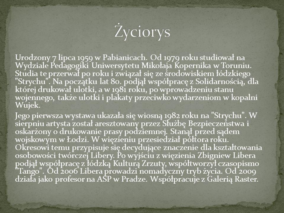 Urodzony 7 lipca 1959 w Pabianicach. Od 1979 roku studiował na Wydziale Pedagogiki Uniwersytetu Mikołaja Kopernika w Toruniu. Studia te przerwał po ro