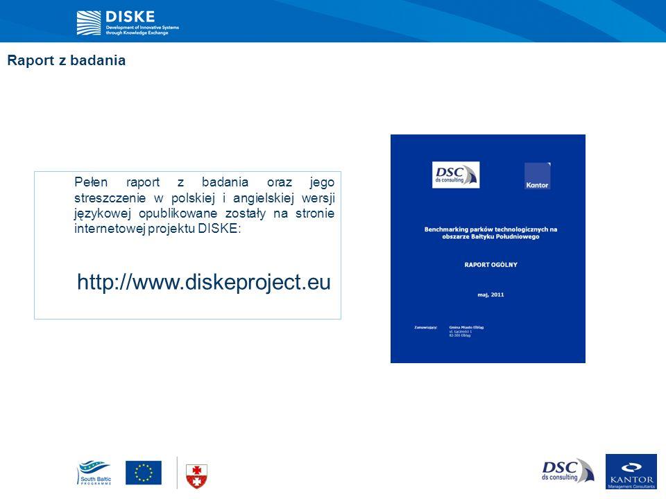 Raport z badania Pełen raport z badania oraz jego streszczenie w polskiej i angielskiej wersji językowej opublikowane zostały na stronie internetowej