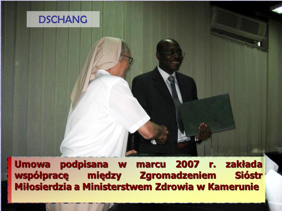 Umowa podpisana w marcu 2007 r.