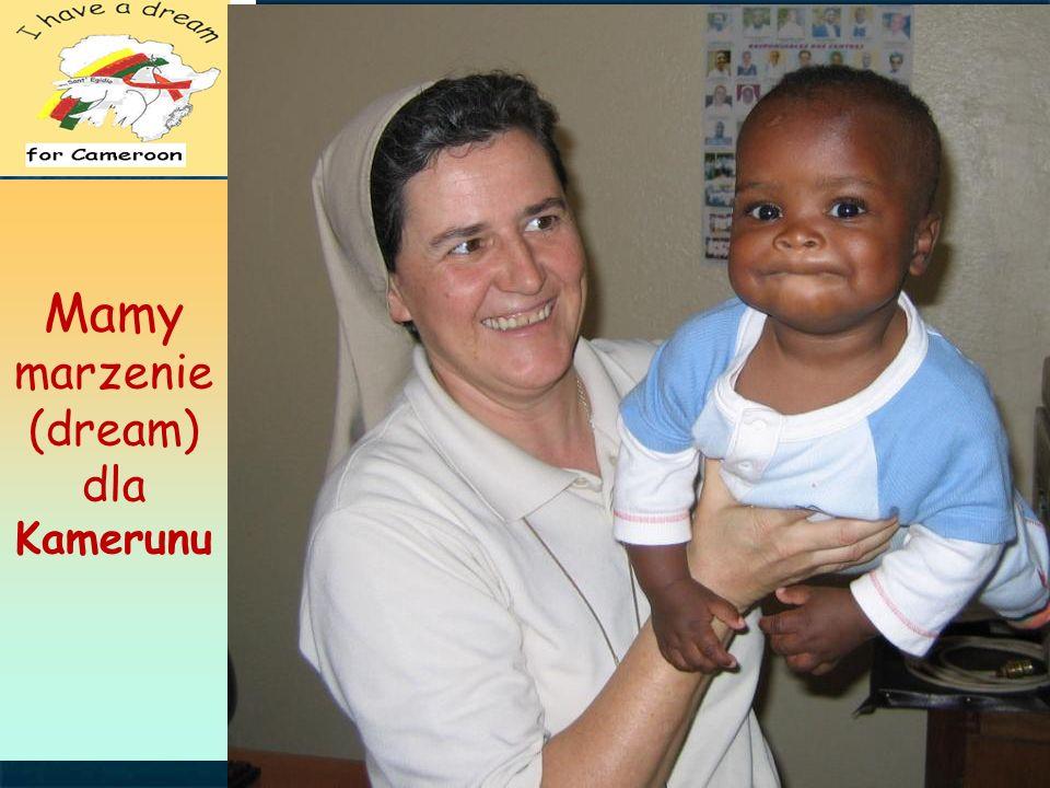A DREAM, nous rêvons avec Djibril Mamy marzenie (dream) dla Kamerunu