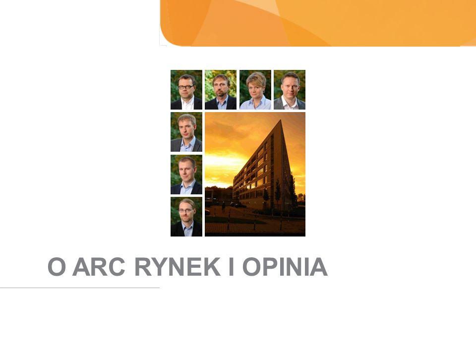 O ARC RYNEK I OPINIA