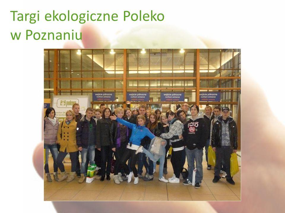 Targi ekologiczne Poleko w Poznaniu