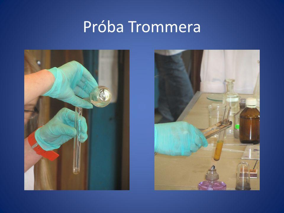 Próba Trommera