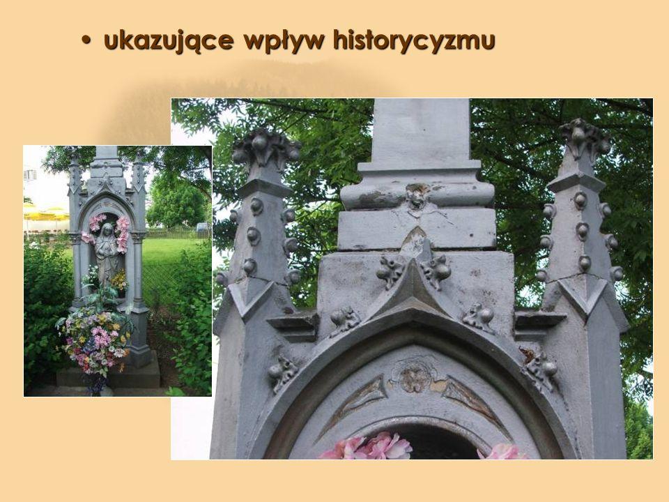 ukazujące wpływ historycyzmu ukazujące wpływ historycyzmu