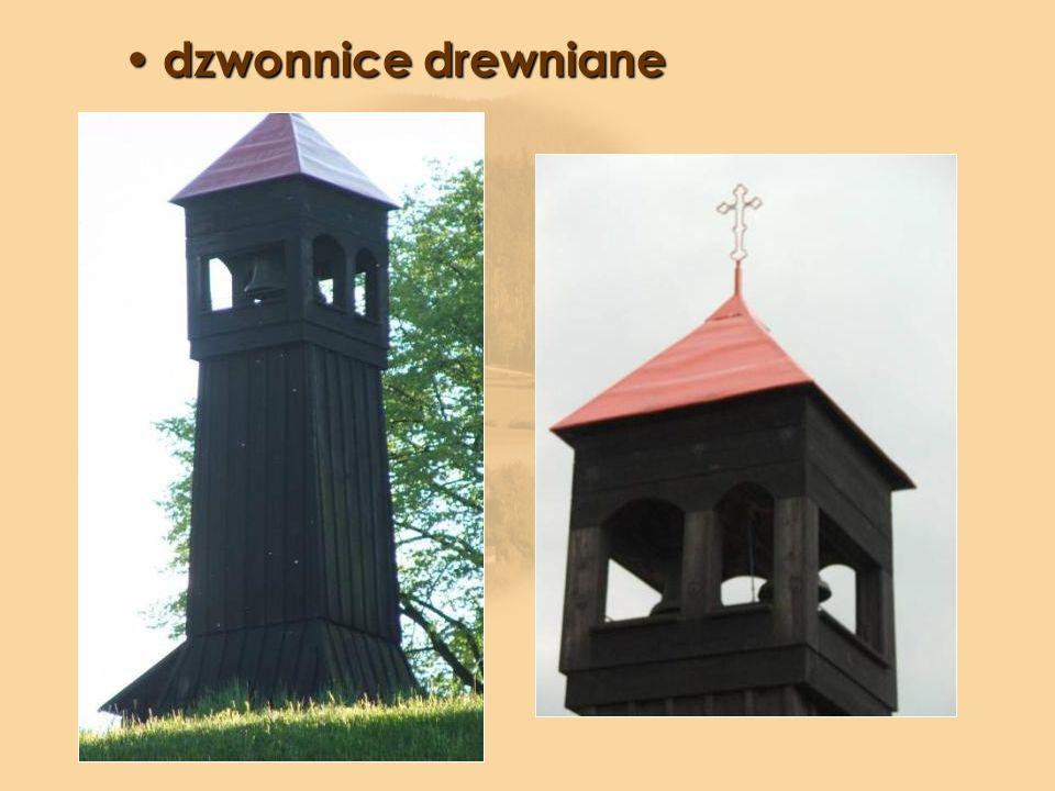dzwonnice drewniane dzwonnice drewniane