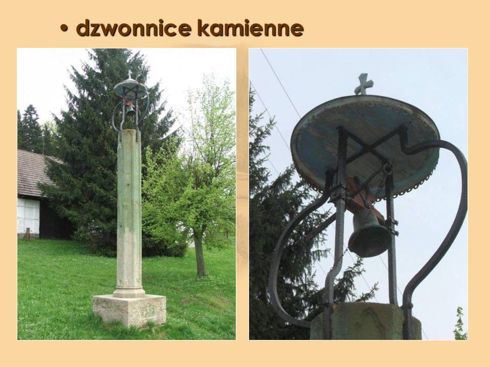 dzwonnice kamienne dzwonnice kamienne