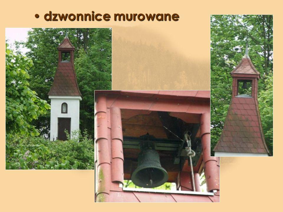 dzwonnice murowane dzwonnice murowane