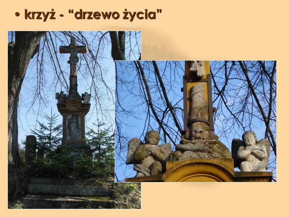 krzyż - drzewo życia krzyż - drzewo życia