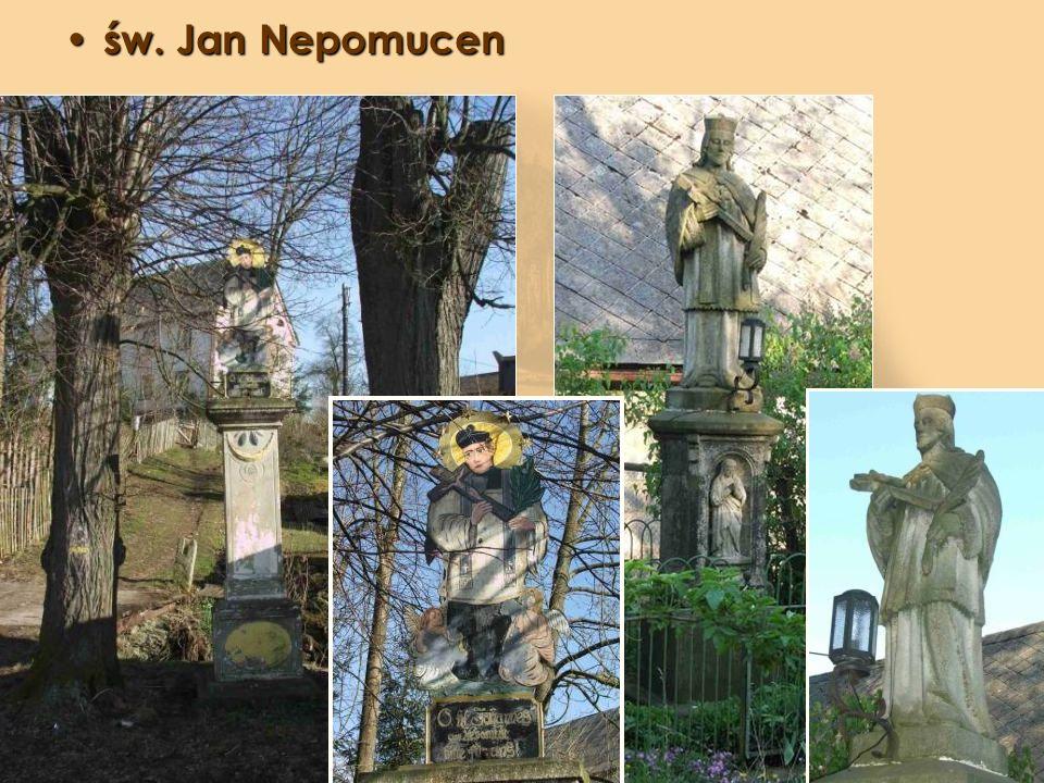 św. Jan Nepomucen św. Jan Nepomucen