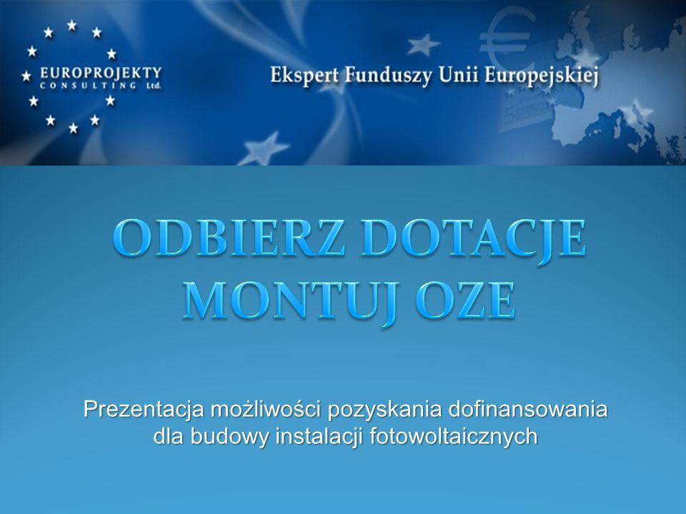 Parametry kredytu BOŚ Bank SA 2.Wysokość kredytu - do 100% kosztów przedsięwzięcia tj.