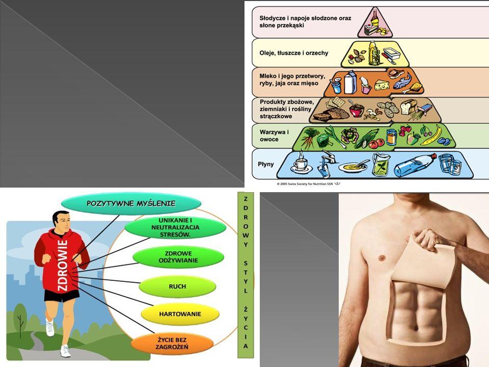 Zdrowe jedzenie przedłuża życie.