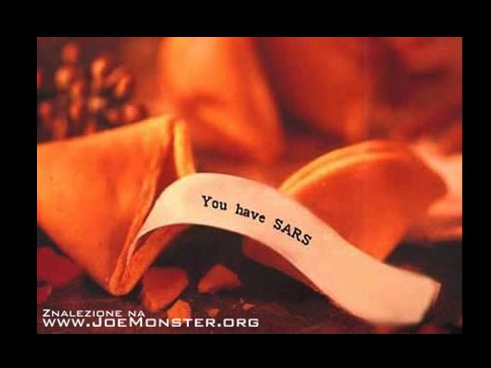 Wtedy dobrze jest poznać lepiej tego SARS a. Oto jak wygląda: