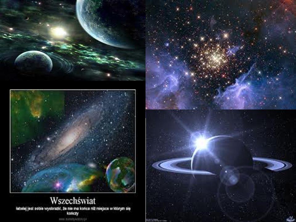 Wszechświat to wszystko, co istnieje - materia, przestrzeń, energia i czas.