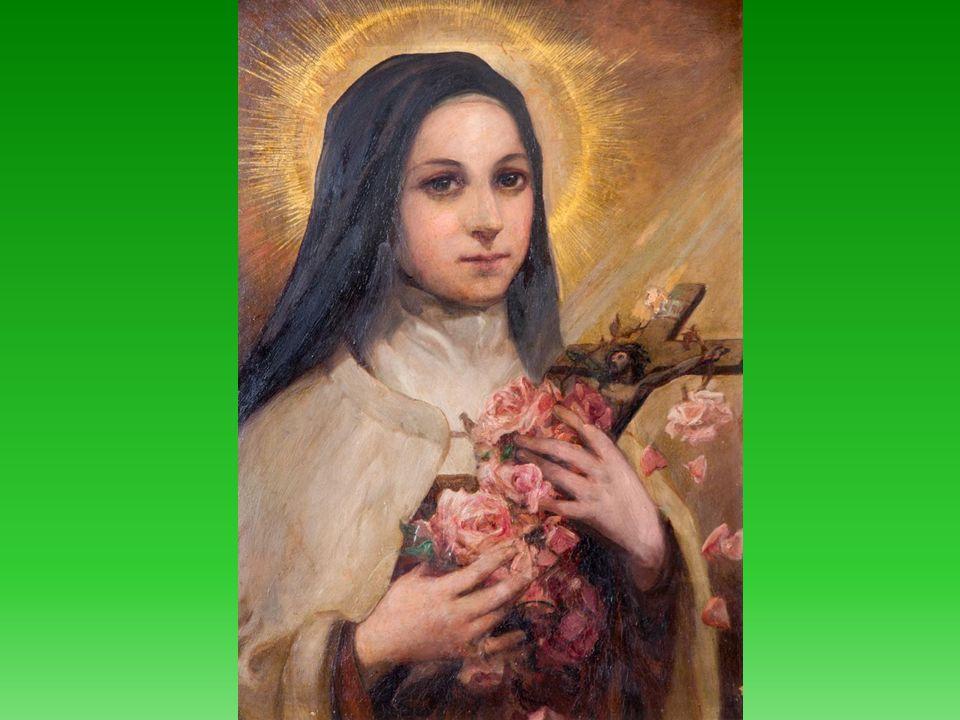 Święta Teresa od Dzieciątka Jezus urodziła się 2 stycznia 1873 roku w Alençon we Francji jako ostatnie z dziewięciorga dzieci państwa Martin.