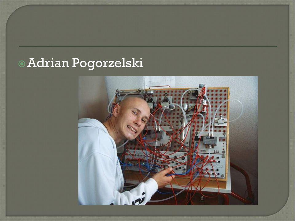 Adrian Pogorzelski