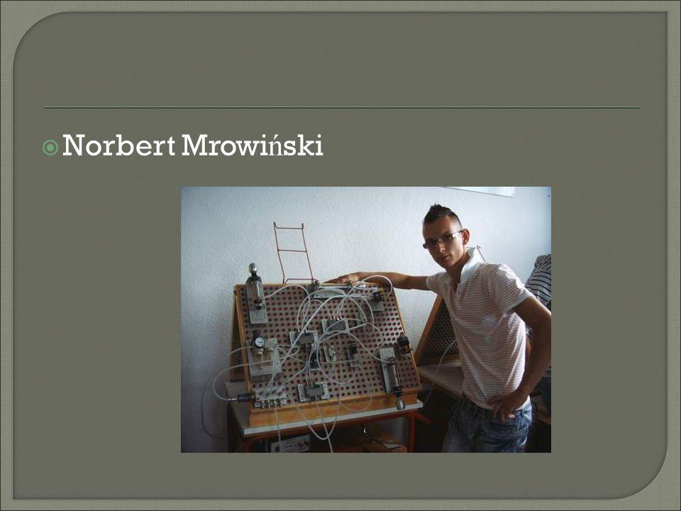Norbert Mrowi ń ski