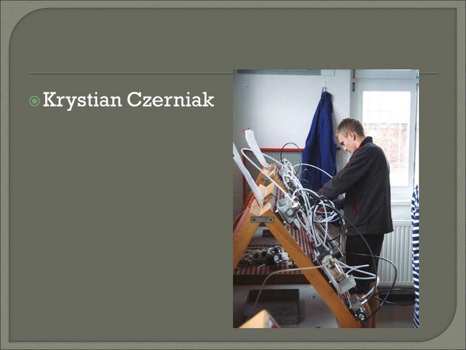 Krystian Czerniak