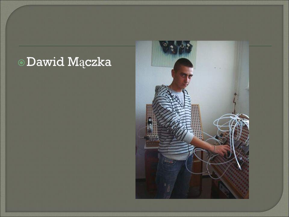 Dawid M ą czka