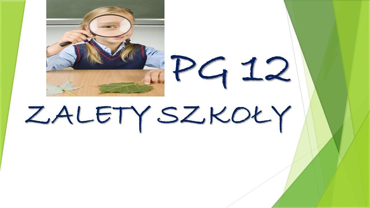 Publiczne Gimnazjum Nr 12 w Zespole Szkół Nr 6 w Białymstoku ZAPRASZAMY