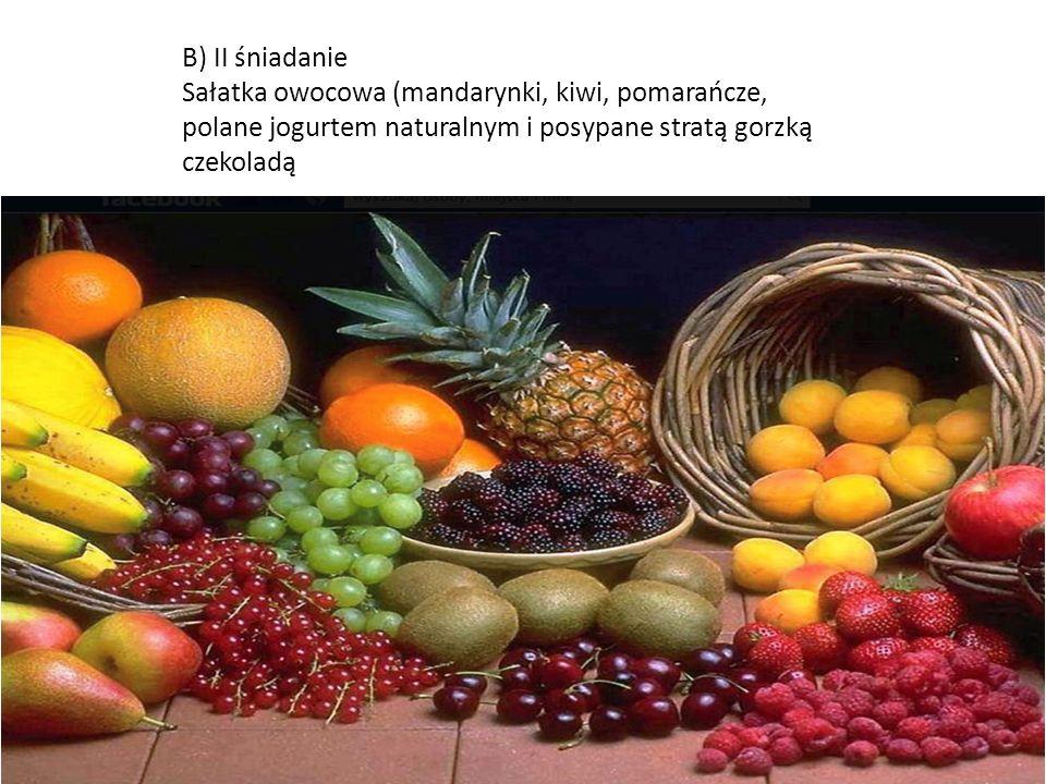 A) śniadanie - podstawa, fundament na cały dzień Pyszna owsianka z owocami, orzechami, pestkami dyni, miód i odrobina cynamonu