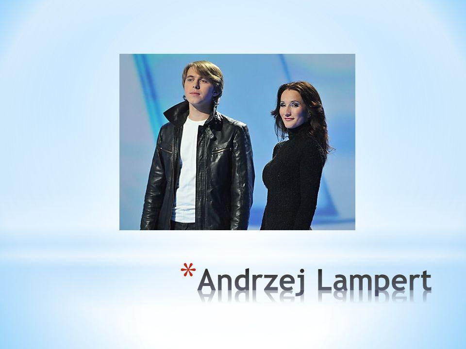 * Andrzej Lampert w latach 1997-1999 został laureatem telewizyjnego programu Szansa na Sukces, którego gwiazdami były: Maryla Rodowicz i Magda Steczko