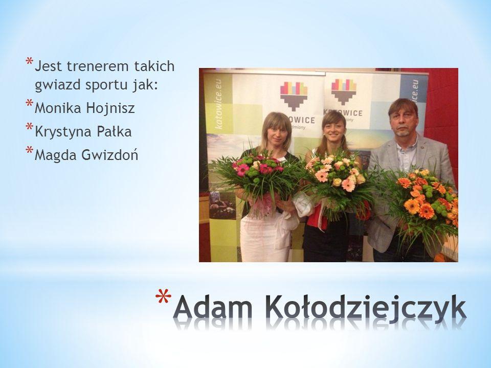 * Był uczniem Szkoły Podstawowej nr 13 im. T Kościuszki w latach 1971 – 1979. * Na przełomie lat 80-90tych był nauczycielem Wychowania fizycznego w sz