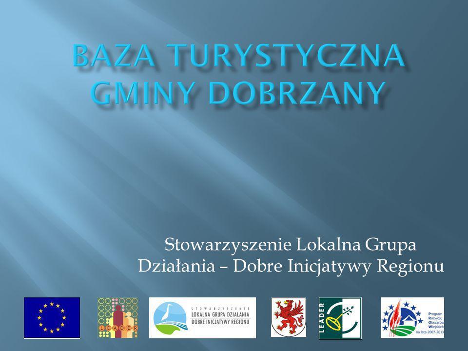 Stowarzyszenie Lokalna Grupa Działania – Dobre Inicjatywy Regionu