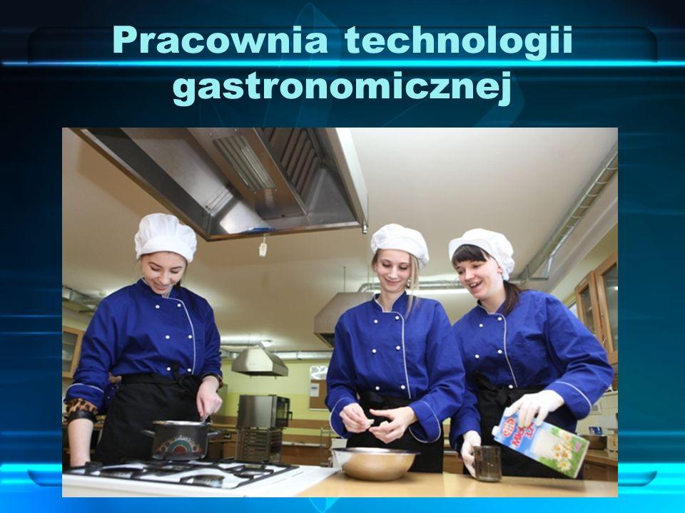 Pracownia technologii gastronomicznej