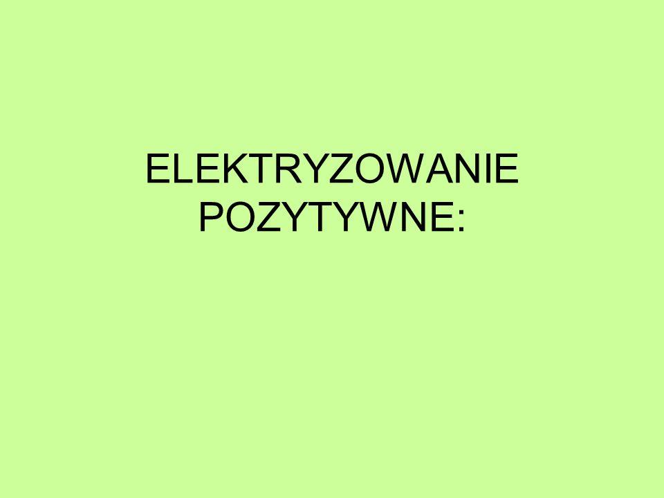 elektrostatykę wykorzystuje się w kryminalistyce do identyfikacji odcisków palców pozostawionych na plastikowych powierzchniach.