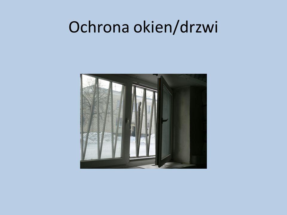 Ochrona okien/drzwi