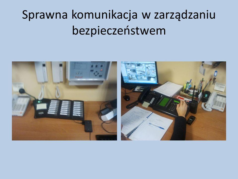Sprawna komunikacja w zarządzaniu bezpieczeństwem