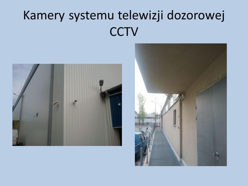 Serwery wizyjne systemu CCTV
