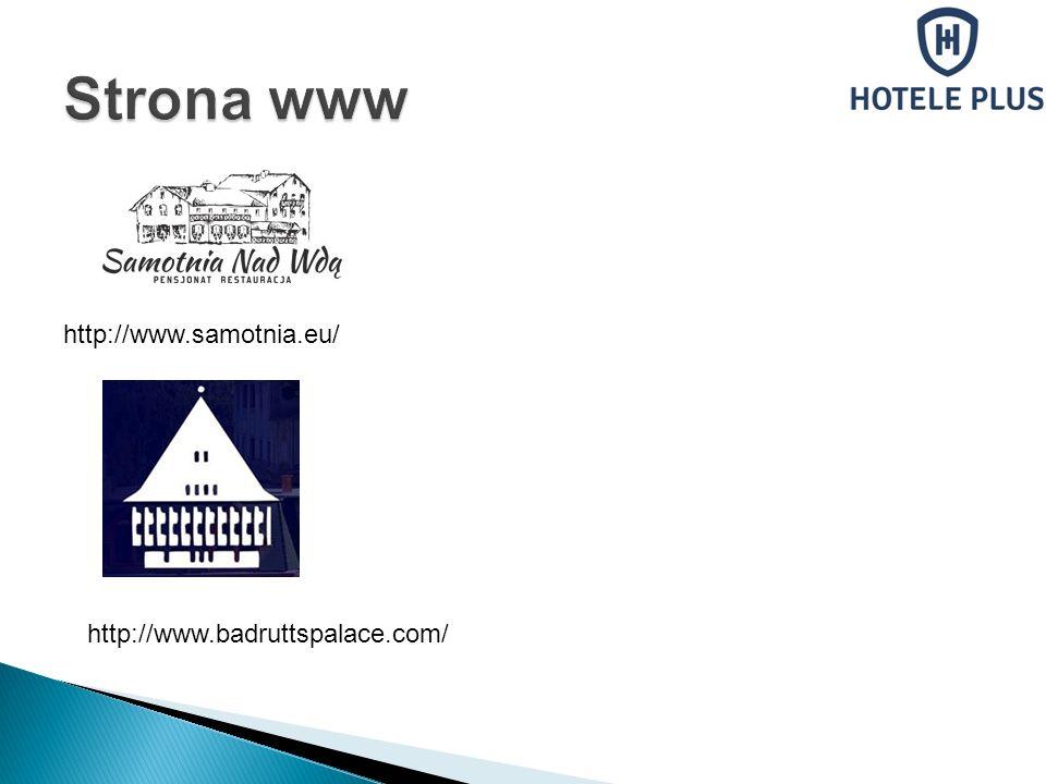 http://www.samotnia.eu/ http://www.badruttspalace.com/