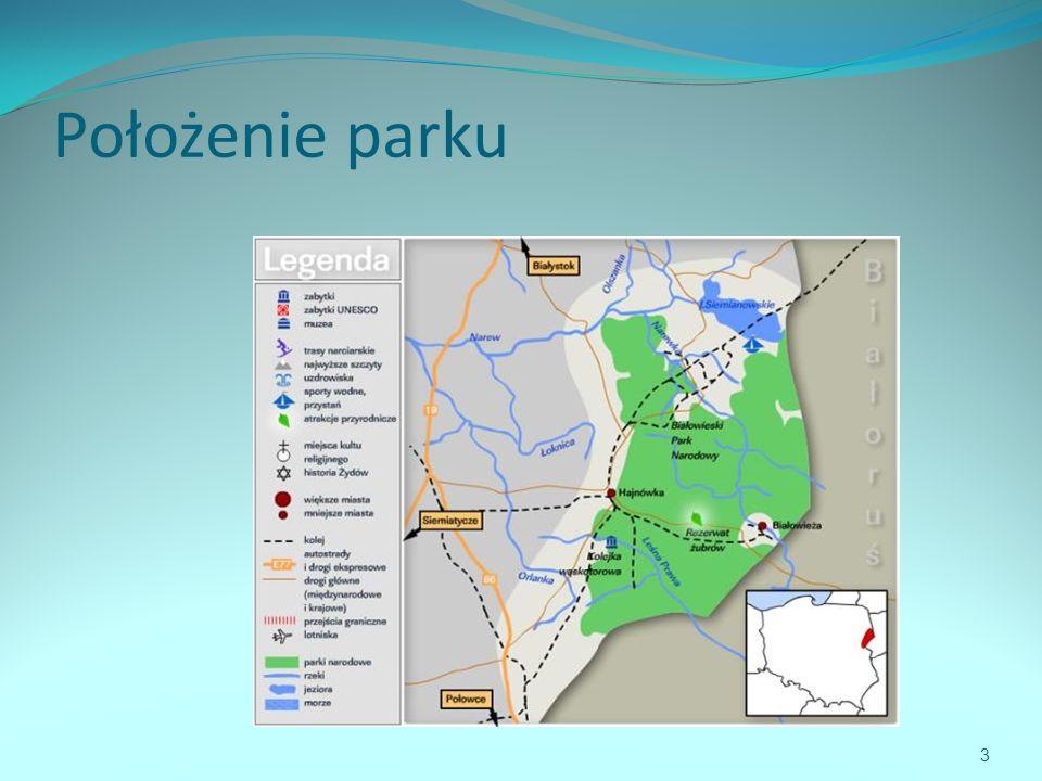 Położenie parku 3