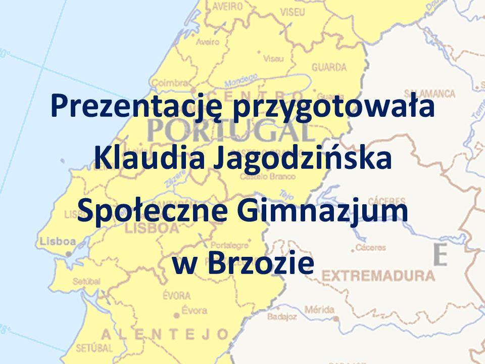 Prezentację przygotowała Klaudia Jagodzińska Społeczne Gimnazjum w Brzozie