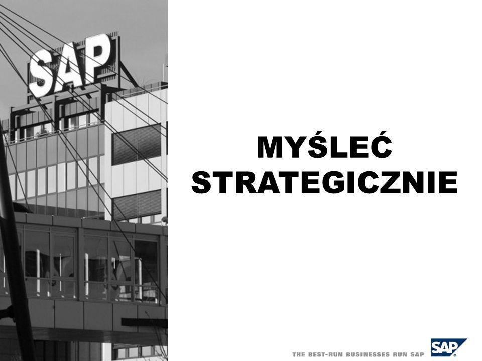SAP Polska, Dariusz Samól, 2006; 4 MYŚLEĆ STRATEGICZNIE