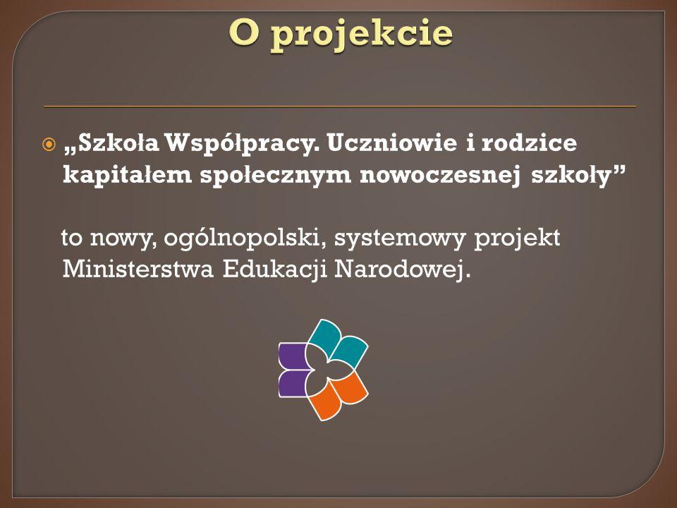 Szko ł a Wspó ł pracy.