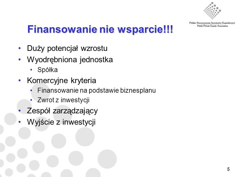 5 Finansowanie nie wsparcie!!.