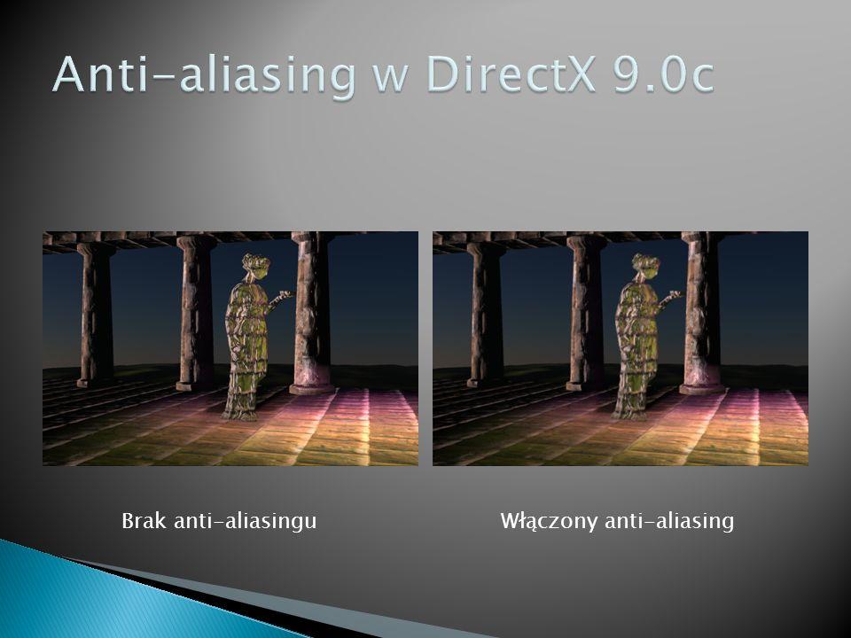 Brak anti-aliasinguWłączony anti-aliasing