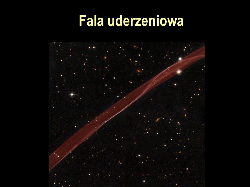 Materia świecąca 4% : wodór 75% + hel 25% Ciemna materia 23% : aksjony (?), cząstki supersymetryczne (?) Ciemna energia 73% : stała kosmologiczna (?) Skład Wszechświata
