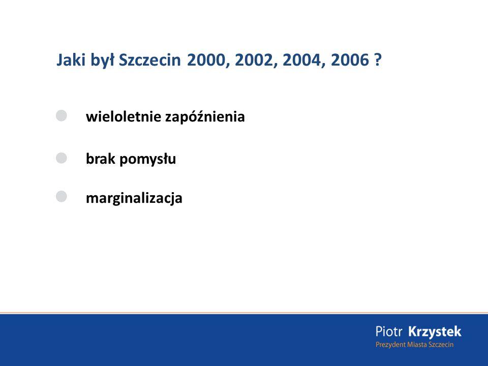 Szczecin 2010 jest lepszy.