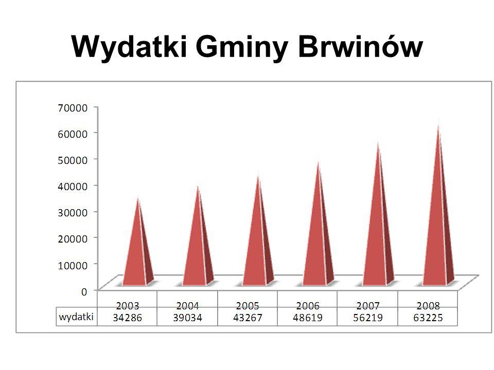 WYDATKI W 2008 R. Plan wydatków na 2008 r.
