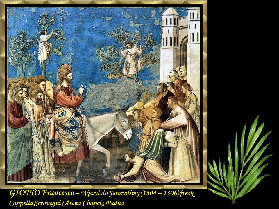 Andrea Mantegna (?)– Modlitwa w Ogrodzie Oliwnym (1458- 1459)